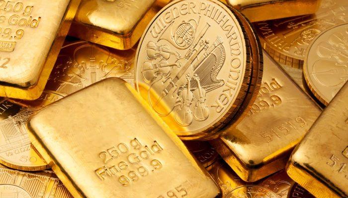 Kretanje cijene zlata