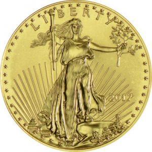Zlatni Američki orao 1 unca