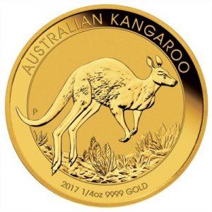 Australski klokan 1/4 unce
