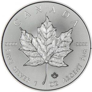 Kanadski Javorov list 1 unca