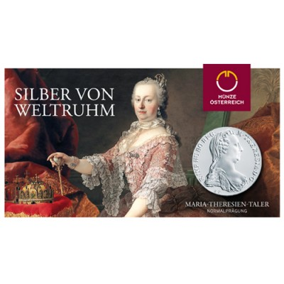 Maria Theresia 28.07g