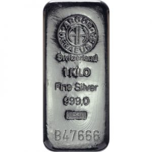 srebrna poluga 1000 g
