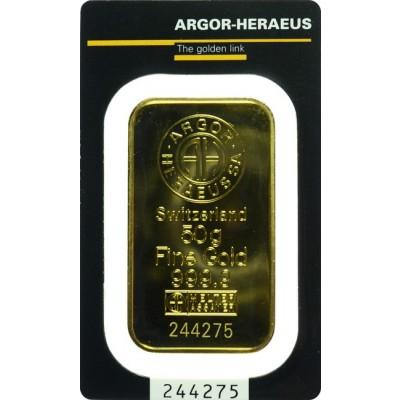 Zlatna poluga 50 g