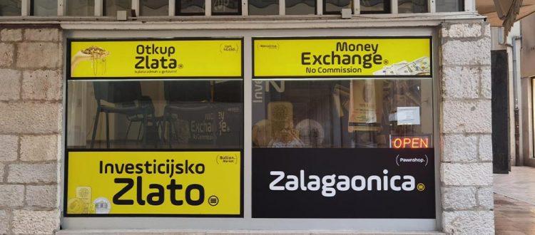 Otkup zlata Zadar Kalelarga