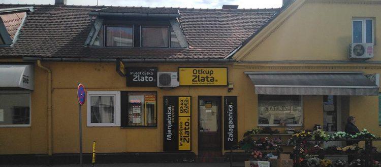 Otkup zlata Bjelovar