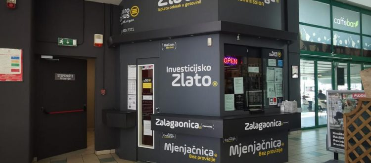 Otkup zlata Rijeka Vukovarska