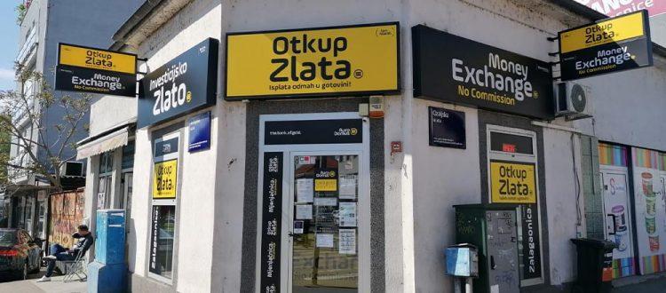 Otkup zlata Zagreb Trešnjevka