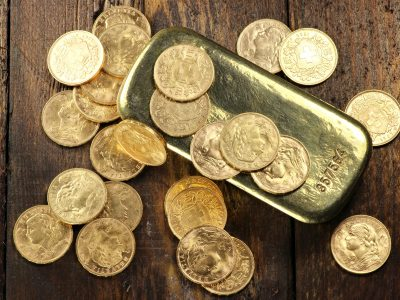 Potencijal rasta cijene zlata