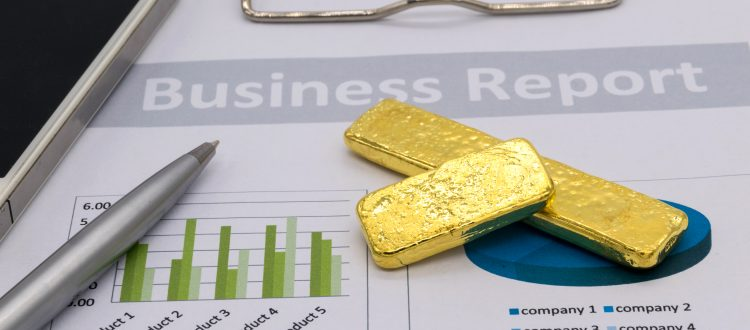 Zatišje na tržištu zlata