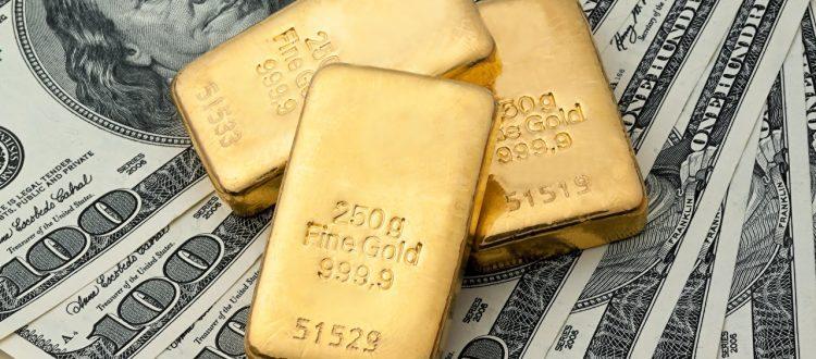 Nešto niža cijena zlata