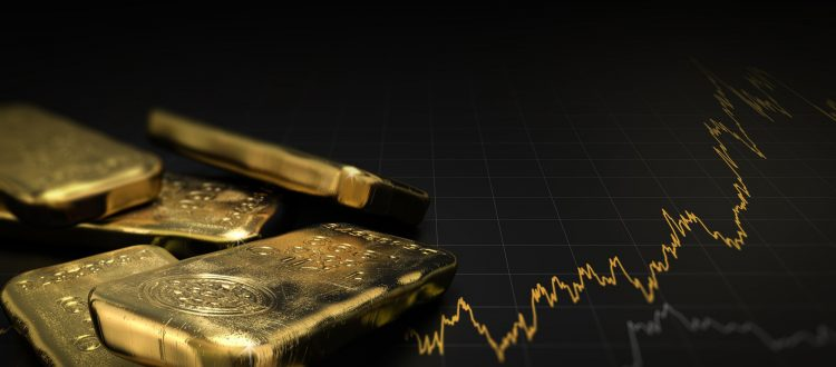 slom burze jača privlačnost zlata